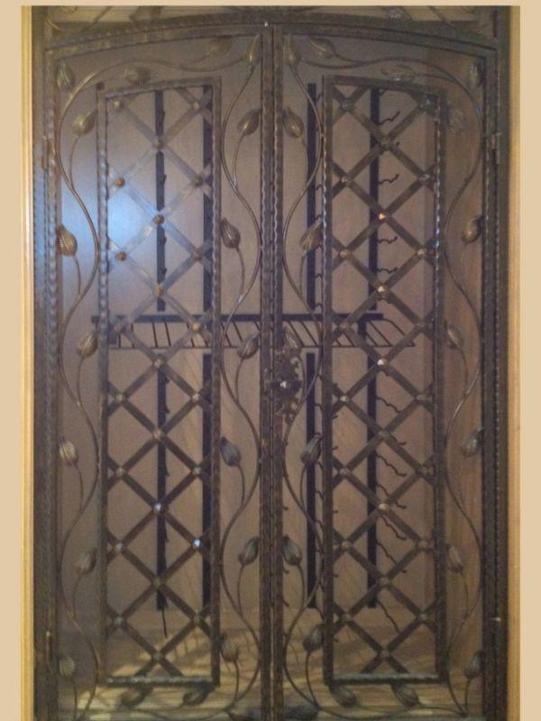 wine cellar doors WCD007