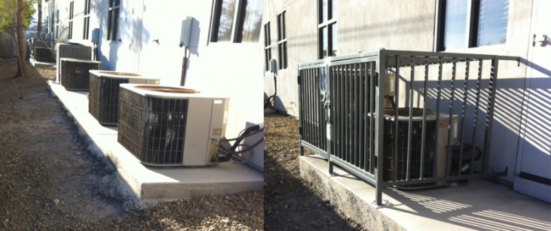 A/C Cage ACC0002