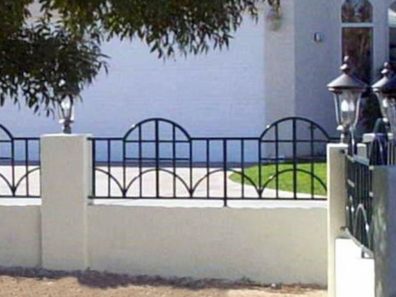 Modern Block and Iron BI0001 Wrought Iron Design In Las Vegas