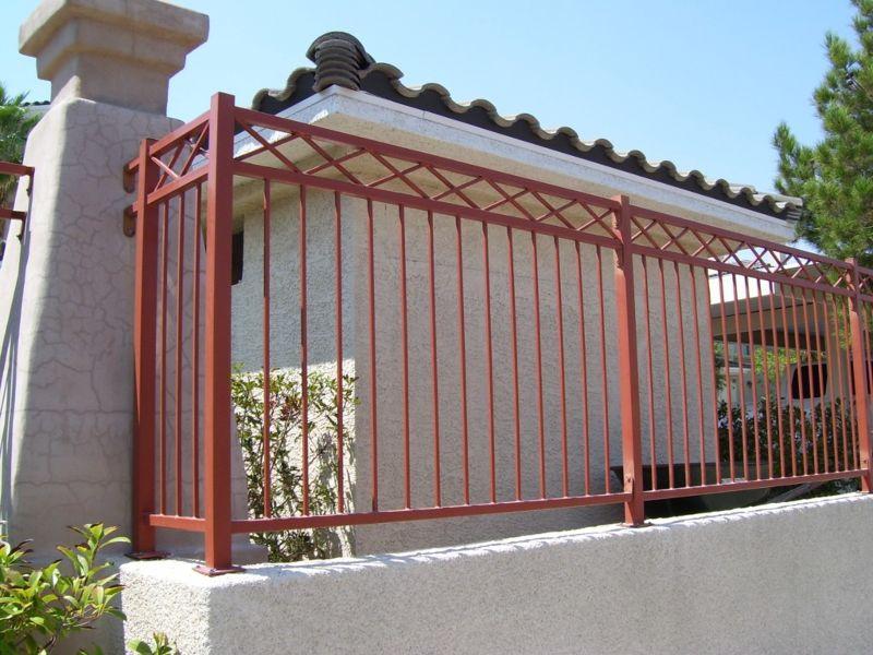 Modern Block and Iron BI0007 Wrought Iron Design In Las Vegas