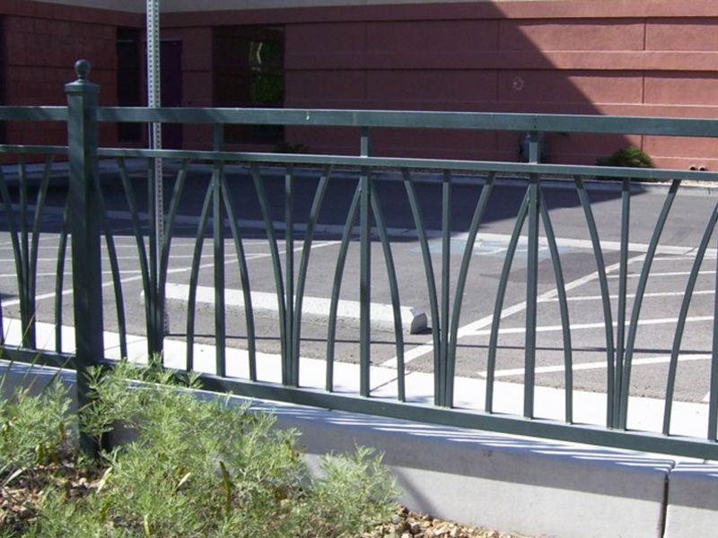 Modern Block and Iron BI0009 Wrought Iron Design In Las Vegas
