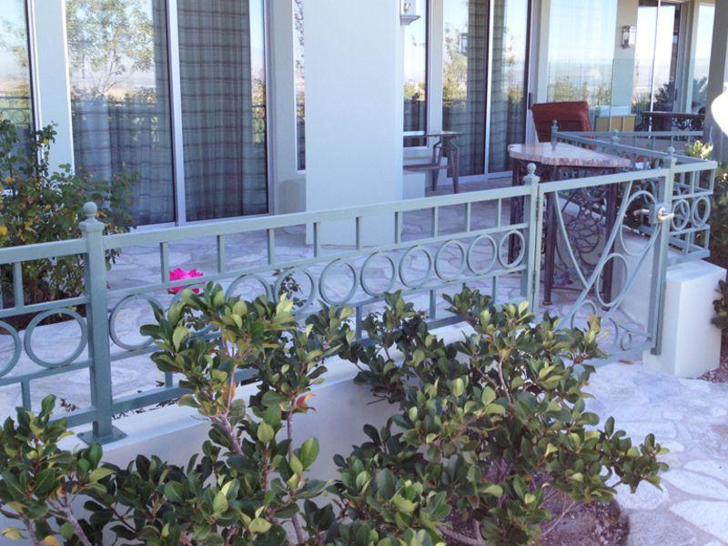 Modern Block and Iron BI0055 Wrought Iron Design In Las Vegas