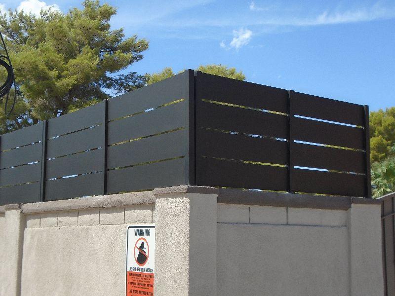 Modern Block and Iron BI0132f Wrought Iron Design In Las Vegas
