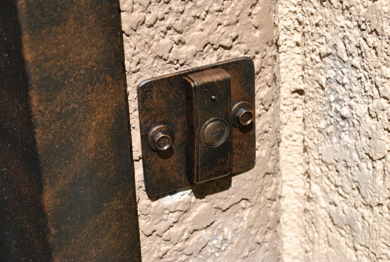 Custom Ironwork Door Hardware Wrought Iron Design In Las Vegas