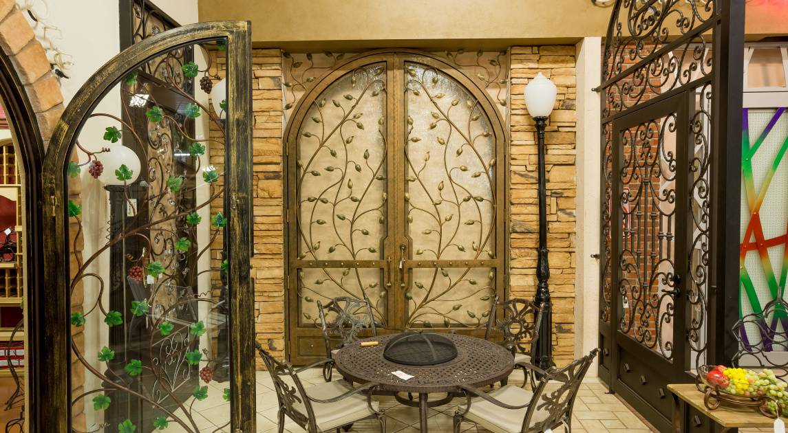 Custom Ironworks Las Vegas Wrought Iron Design In Las Vegas