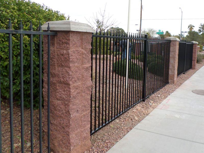 Econo-line Block and Iron BI0098 Wrought Iron Design In Las Vegas