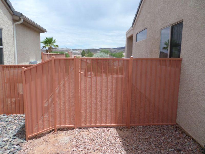 Econo-line Fencing F0133 Wrought Iron Design In Las Vegas