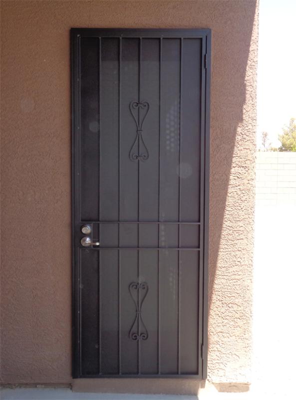 Econo-Line - Item SD0201 Wrought Iron Design In Las Vegas