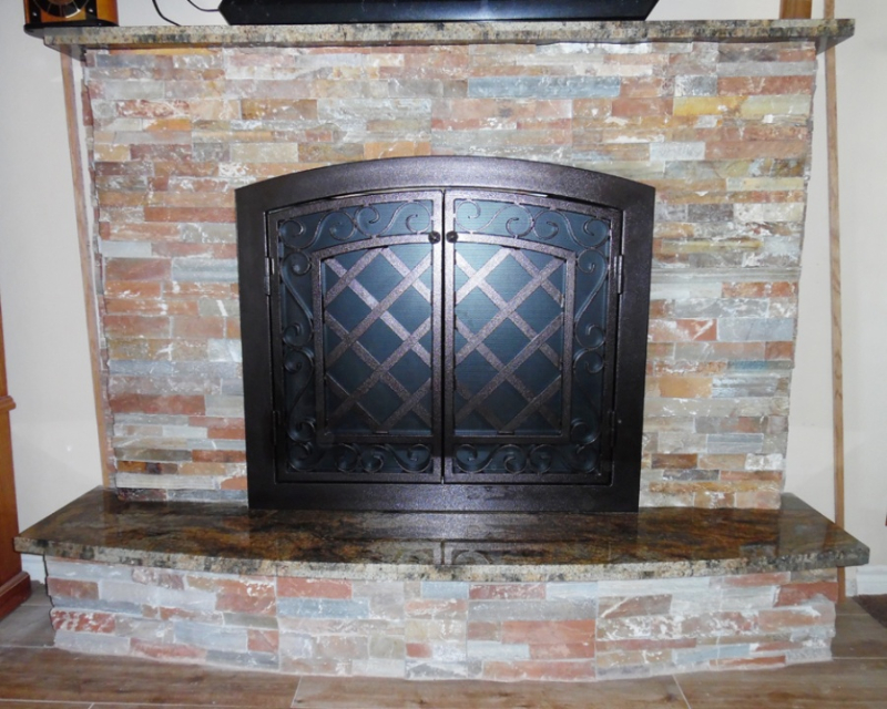 Fireplace Cover FPC0004