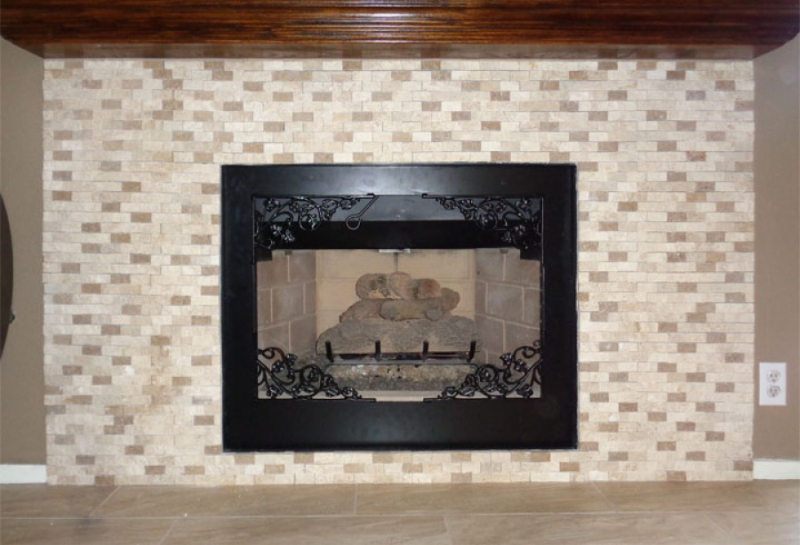 Fireplace Cover FPC0005