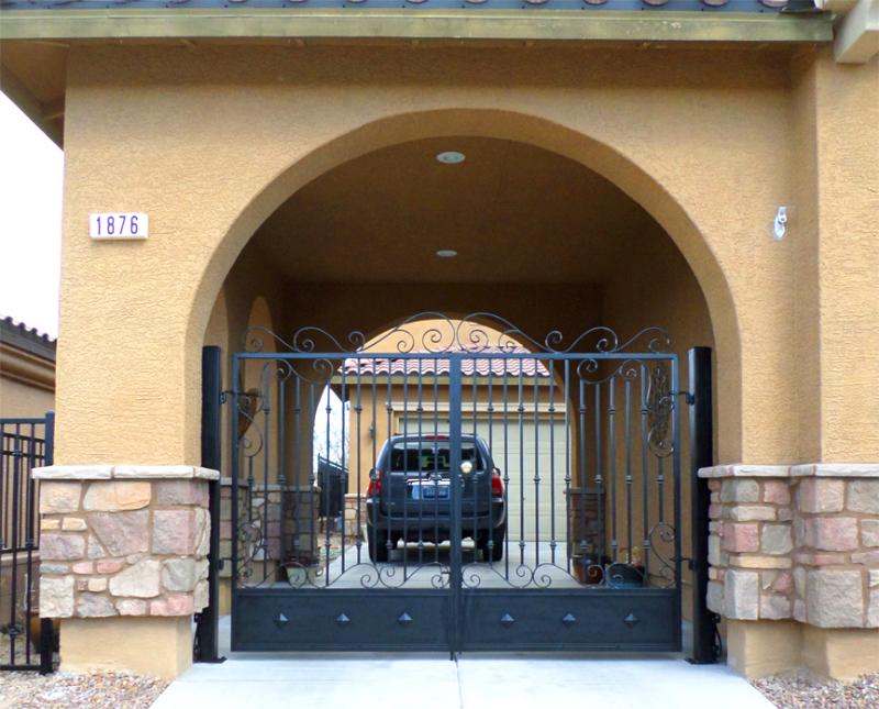 Gate DG0297