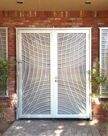 Iron Doors Windows LV Wrought Iron Design In Las Vegas