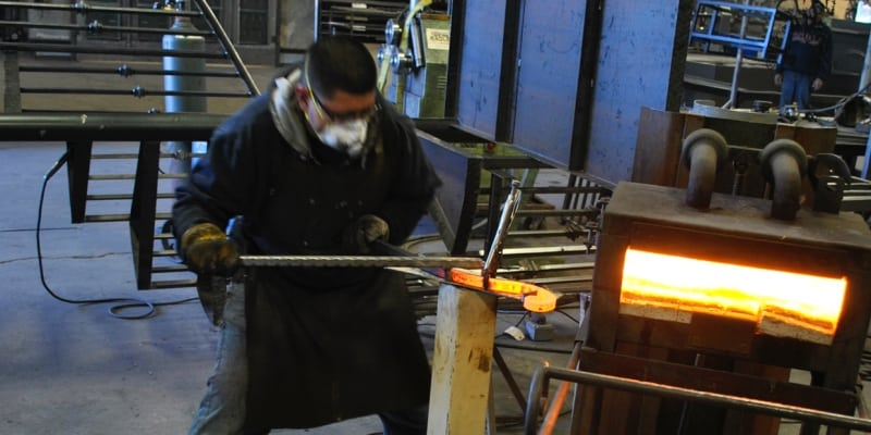 Las Vegas Ironwork Hand Forge Wrought Iron Design In Las Vegas