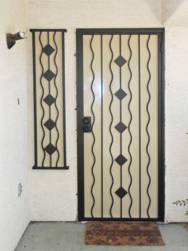 Wrought Iron Design In Las Vegas