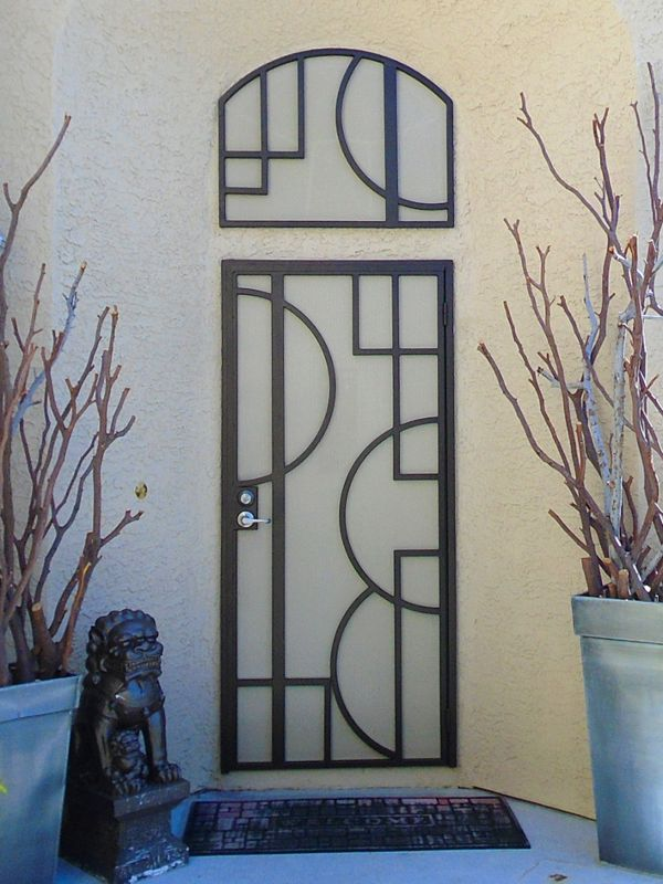 Wrought Iron Design In Las Vegas