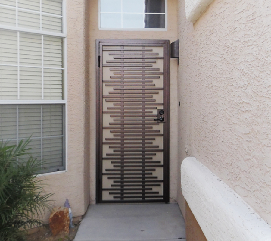Asford - Item SD0266 Wrought Iron Design In Las Vegas