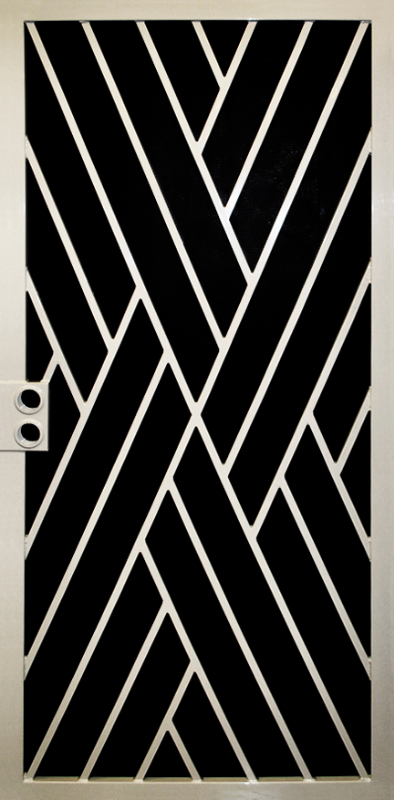 CrissCross - Item SD0238 Wrought Iron Design In Las Vegas