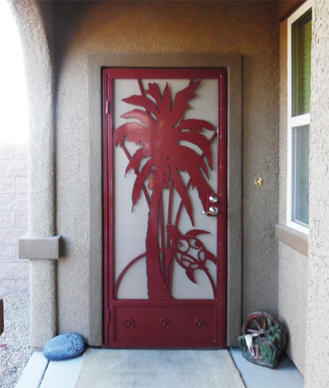 Aloha Item - SD0197AR Wrought Iron Design In Las Vegas