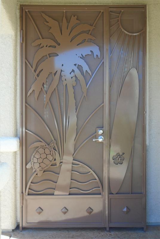 Aloha - Item SD0197A Wrought Iron Design In Las Vegas