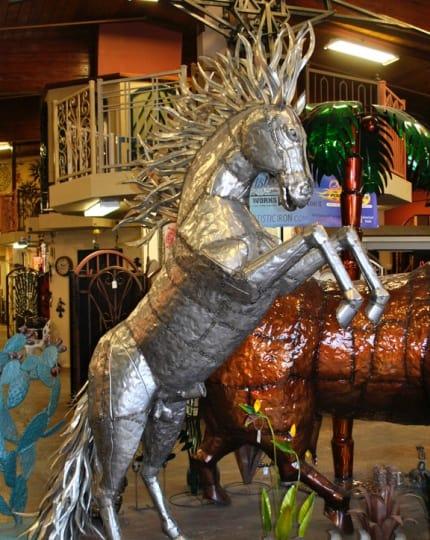 Ornamental Wrought Iron LV Wrought Iron Design In Las Vegas