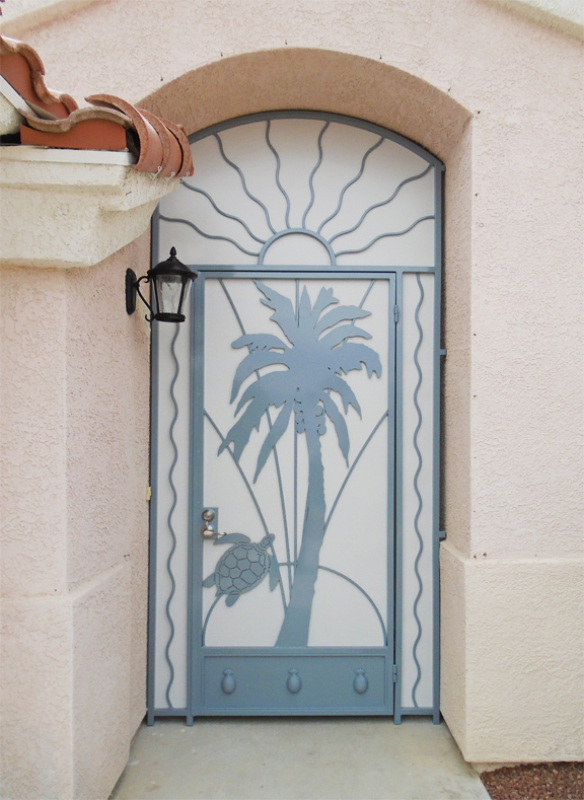 Aloha - Item EW0486 Wrought Iron Design In Las Vegas