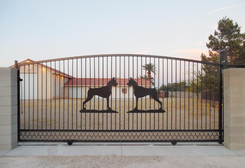 Rolling Gate DG0360