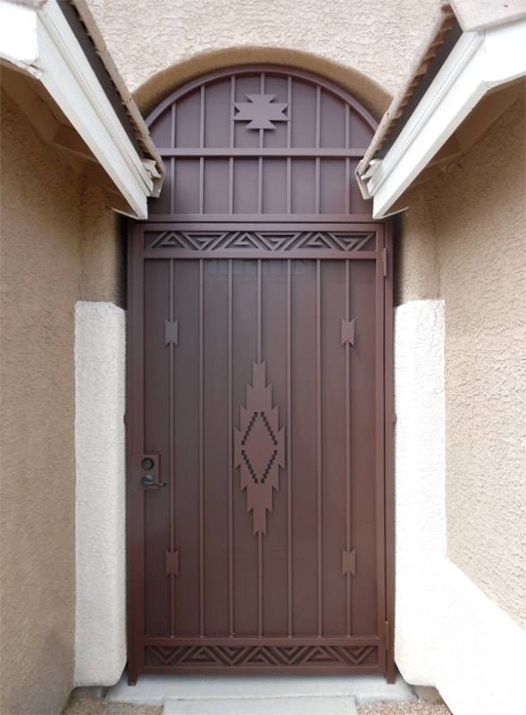 Santa-Fe - Item EW0474 Wrought Iron Design In Las Vegas