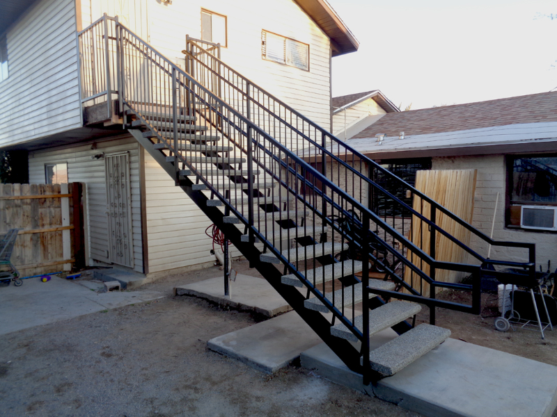 Standard Stairs SS0007