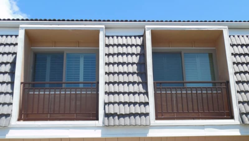 Traditional Balcony Railing - Item BR0092A Wrought Iron Design In Las Vegas