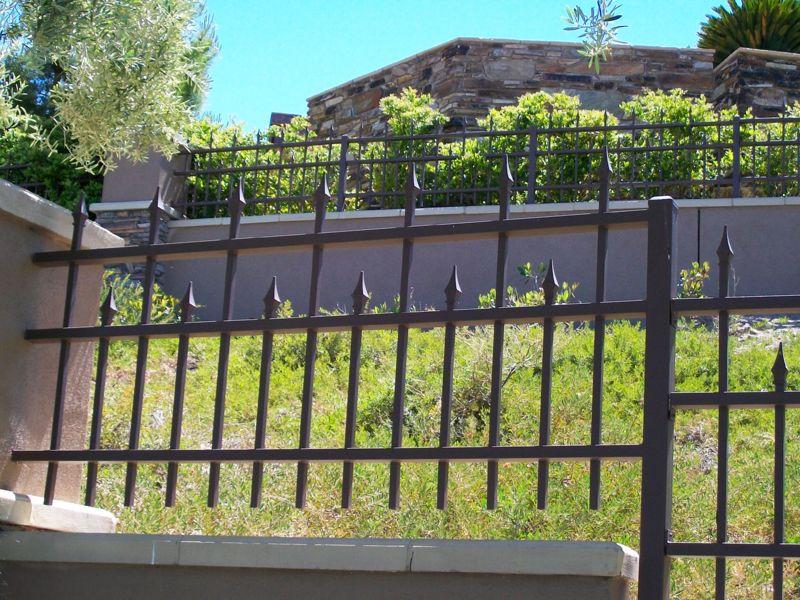Traditional Block and Iron BI0048 Wrought Iron Design In Las Vegas