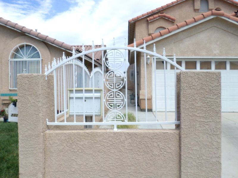 Traditional Block and Iron BI0106A Wrought Iron Design In Las Vegas