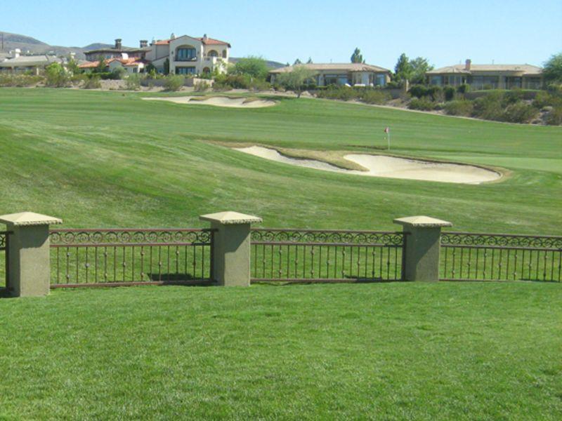 Traditional Block and Iron BI0111 Wrought Iron Design In Las Vegas