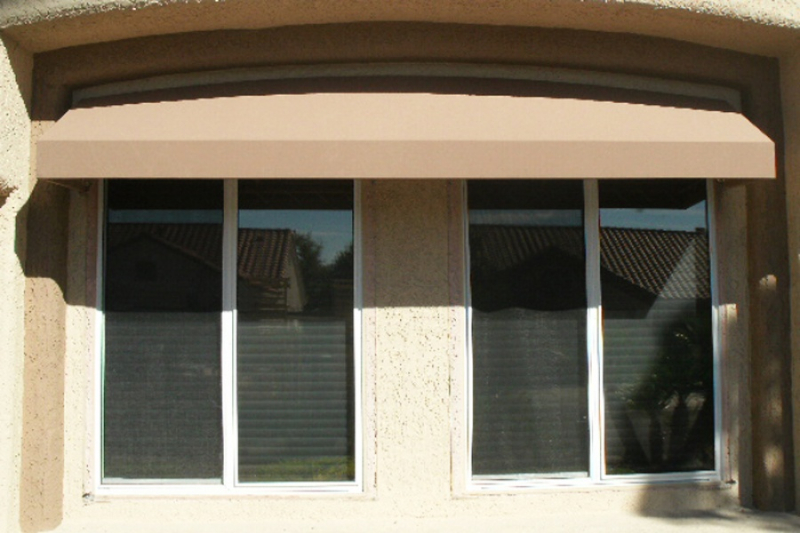 Wrought Iron Awning - Item AW0020 Wrought Iron Design In Las Vegas