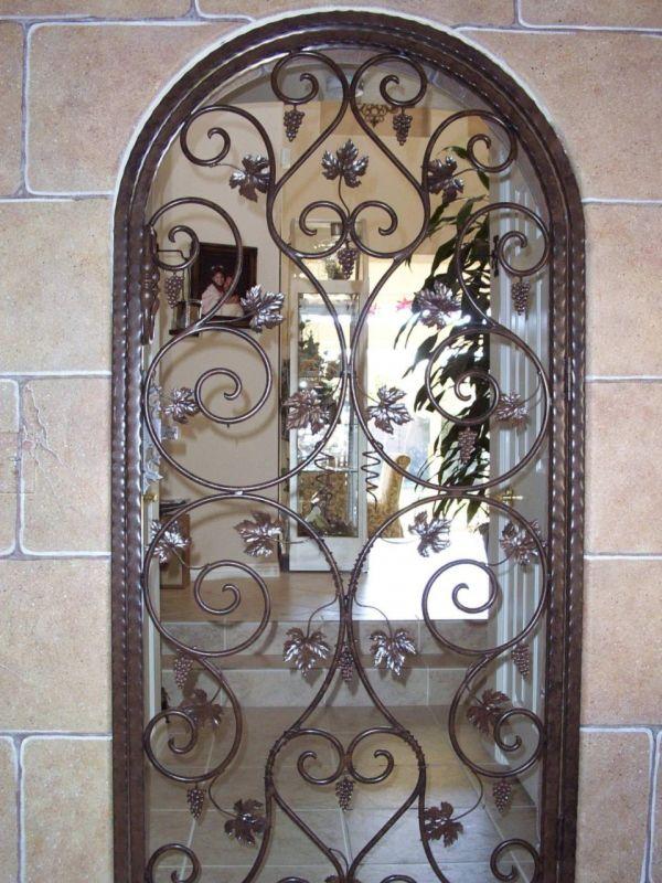 wine cellar doors WCD011