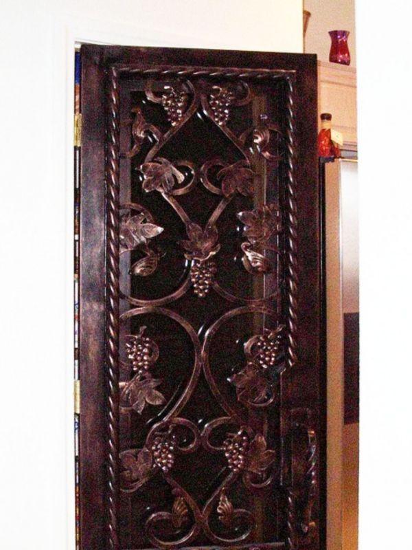 wine cellar doors WCD016