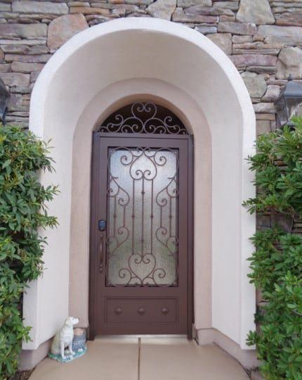 Custom Front Door LV