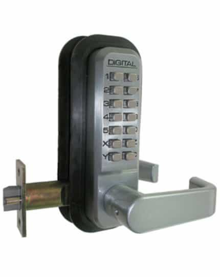 Custom Iron Door Locks LV