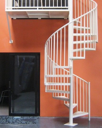 Custom Iron Stairs LV