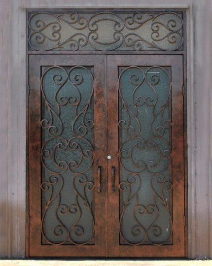 Double Security Doors LV