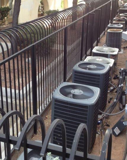 Outdoor AC Enclosure LV