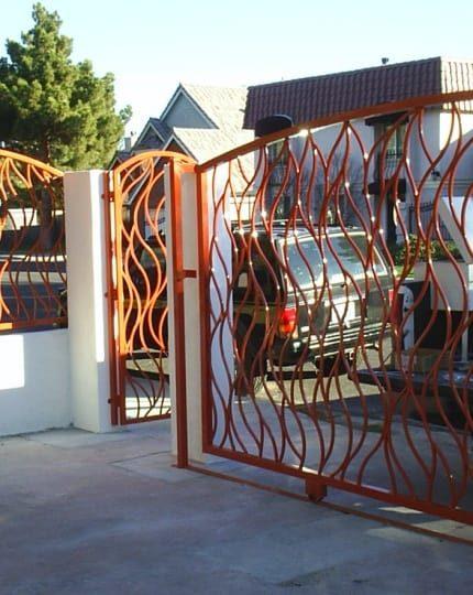 Rolling Iron Gates LV