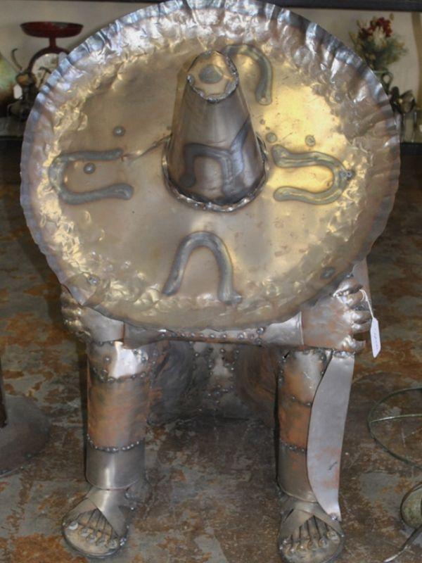 Iron Sculptures IS002