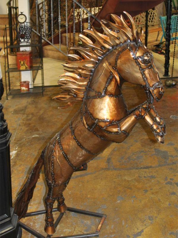 Iron Sculptures IS004