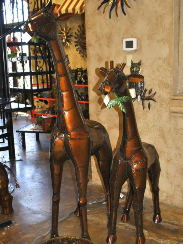 Iron Sculptures IS014 Wrought Iron Design In Las Vegas