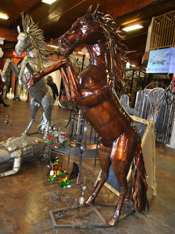 Iron Sculptures IS016
