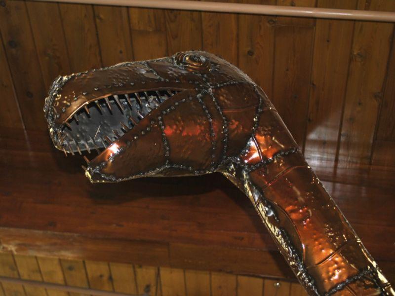 Iron Sculptures IS020