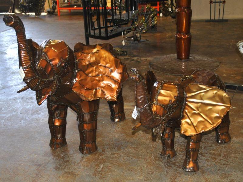 Iron Sculptures IS026
