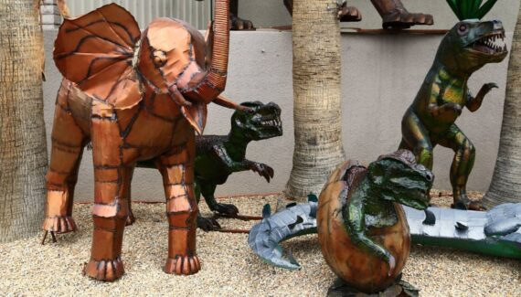 Metal Sculptures For Your Home